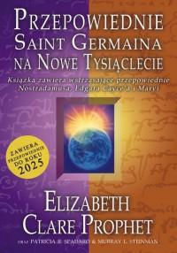Przepowiednie Saint Germaina - okładka książki