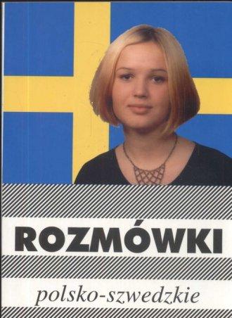 Rozmówki polsko-szwedzkie - okładka książki