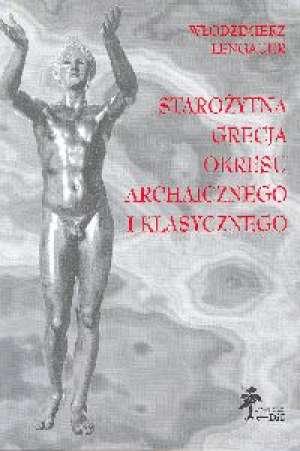 Starożytna Grecja okresu archaicznego - okładka książki