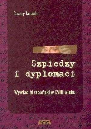 Szpiedzy i dyplomaci - okładka książki