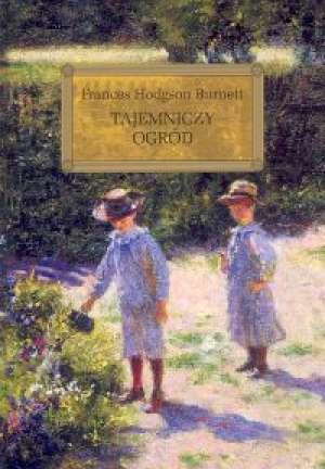 Tajemniczy ogród - okładka książki