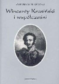 Wincenty Krasiński i współcześni - okładka książki