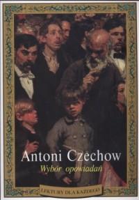 Wybór opowiadań - okładka książki