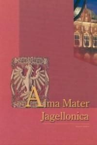 Alma Mater Jagellonica (wersja pol.) - okładka książki