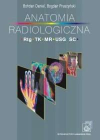 Anatomia radiologiczna - okładka książki