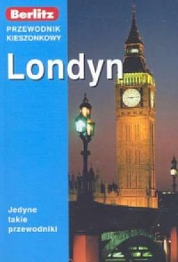 Berlitz. Londyn - okładka książki