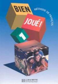 Bien Joue 1. Książka ucznia - okładka książki