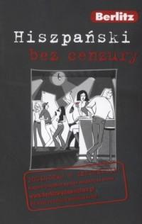 Hiszpański bez cenzury - okładka podręcznika