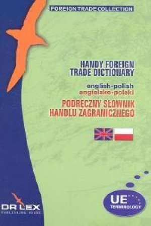 Podręczny angielsko-polski. Słownik - okładka książki