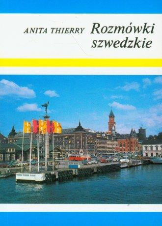 Rozmówki szwedzkie - okładka książki