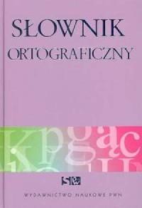 Słownik ortograficzny - okładka książki