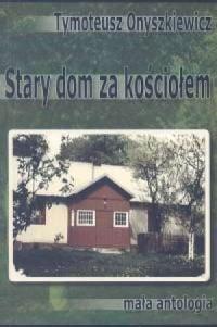 Stary dom za kościołem - okładka książki