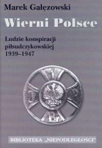 Wierni Polsce - okładka książki