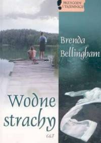 Wodne strachy - okładka książki