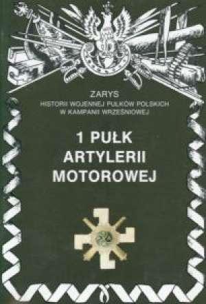 1 Pułk Artylerii Motorowej - okładka książki