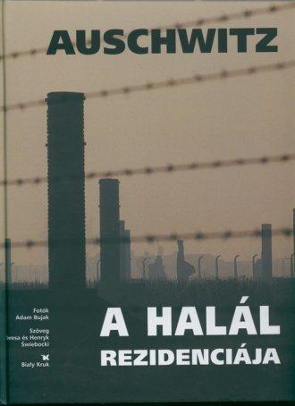 Auschwitz. A halal rezidenciaja - okładka książki