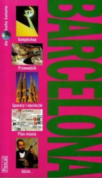 Barcelona. Seria: Dookoła świata - okładka książki
