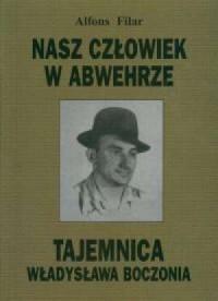 Nasz człowiek w Abwehrze - okładka książki