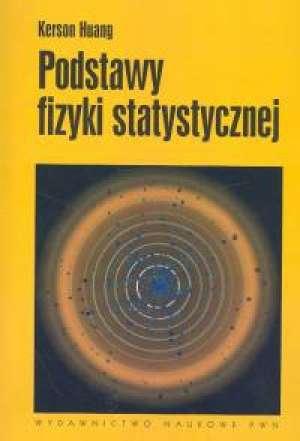 Podstawy fizyki statystycznej - okładka książki