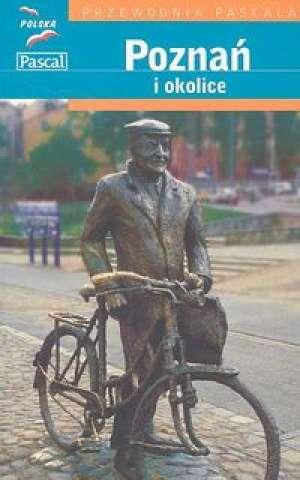 Poznań i okolice - okładka książki