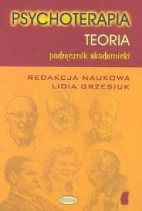Psychoterapia. Teoria podręcznik akademicki - okładka książki