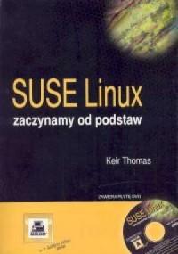 SUSE Linux. Zaczynamy od podstaw - okładka książki