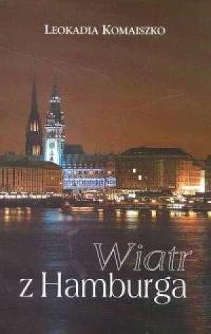 Wiatr z Hamburga - okładka książki