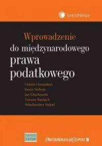 Wprowadzenie do międzynarodowego prawa podatkowego - okładka książki