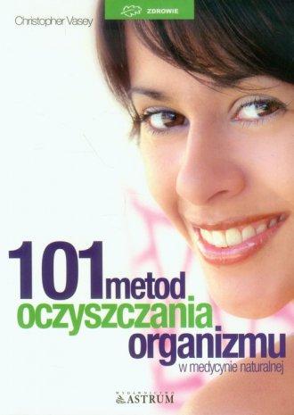 101 metod oczyszczania organizmu - okładka książki