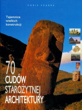 70 cudów starożytnej architektury - okładka książki