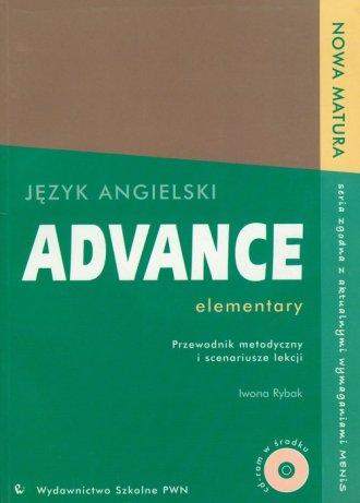 Advance elementary. Język angielski. - okładka książki