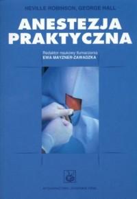 Anestezja praktyczna - okładka książki