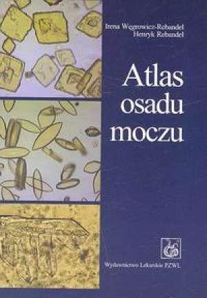 Atlas osadu moczu - okładka książki