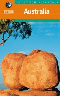 Australia. Przewodnik Pascala - okładka książki