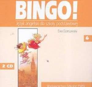 Bingo! 6 (CD) - okładka książki