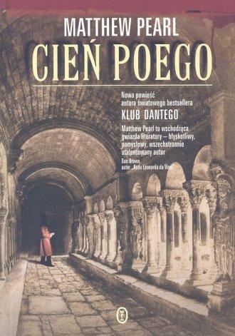 Cień Poego - okładka książki