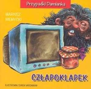 Człapoklapek - okładka książki
