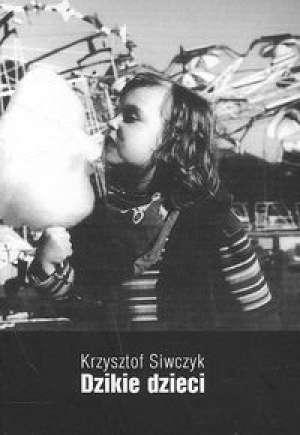 Dzikie dzieci - okładka książki