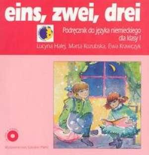 Eins, zwei, drei. Język niemiecki. - okładka podręcznika