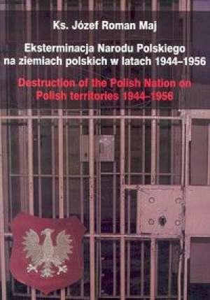Eksterminacja Narodu Polskiego - okładka książki
