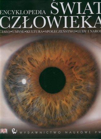 Encyklopedia Świat człowieka - okładka książki