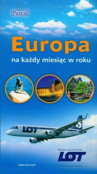 Europa na każdy miesiąc w roku. - okładka książki