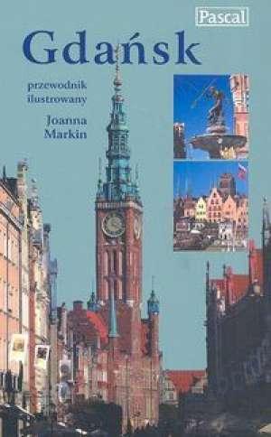 Gdańsk (przewodnik ilustrowany) - okładka książki