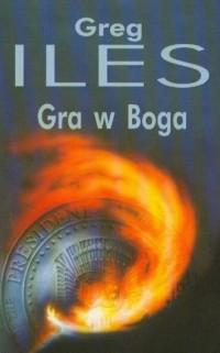 Gra w Boga - okładka książki