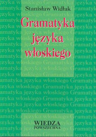 Gramatyka języka włoskiego - okładka podręcznika