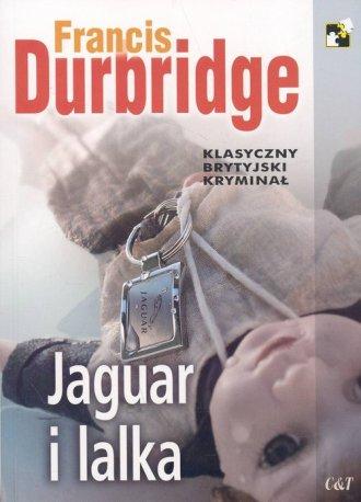 Jaguar i lalka - okładka książki