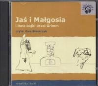 Jaś i Małgosia i inne bajki Braci - pudełko audiobooku