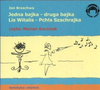 Jedna bajka-druga bajka, Lis Witalis-Pchła - pudełko audiobooku