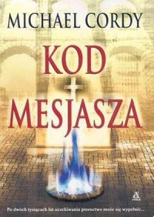 Kod Mesjasza - okładka książki