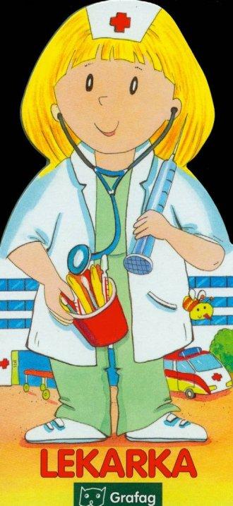 Lekarka - okładka książki
